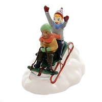 Department 56 Accessory SNOW DAY Ceramic Snow Village 6002295