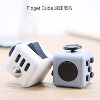11 Style Mini Size 3.3*3.3cm Fidget Cube  Magic Cubes Anti Stress Reliever Funny Relax For Kids Toys  Gifts