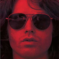 Jim Morrison The Doors Red Poster 24x36