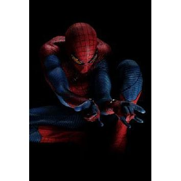 Spiderman Poster Standup 4inx6in