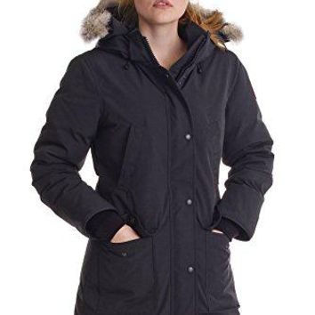 Canada Goose Trillium Parka in Black-Large