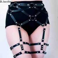 Body Harness Garter