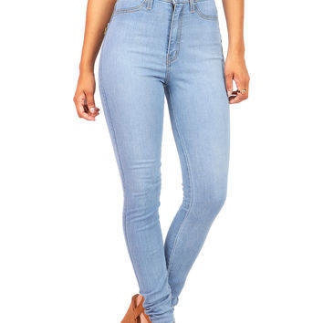 Easy High Waist Skinny Jeans