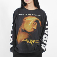 Vintage Tupac Resurrection Shirt