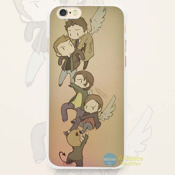 Supernatural Animation Phone Case For iPhone 7 7Plus 6 6s Plus 5 5s SE