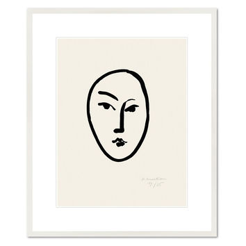 Henri Matisse, Large Mask, Paintings