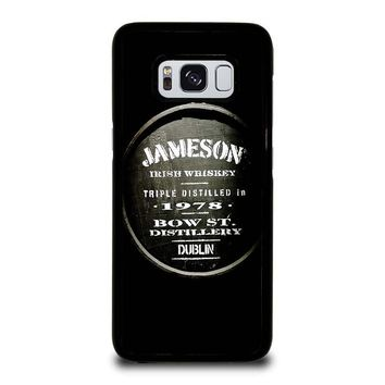 JAMESON WHISKEY Samsung Galaxy S3 S4 S5 S6 S7 Edge S8 Plus, Note 3 4 5 8 Case Cover