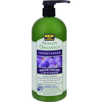 Nourishing Conditioner - Lavender ( 1 - 32 FZ)