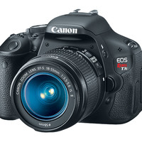 EOS DSLR Cameras | EOS Rebel T3i 18-55mm IS II Lens Kit | Canon USA