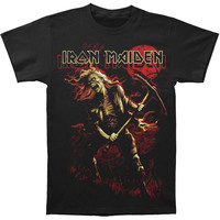 Iron Maiden Men's  Benjamin Breeg T-shirt Black