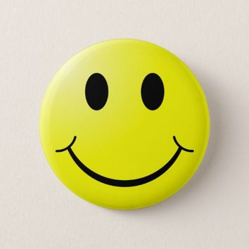 Button: Smiley Face Button
