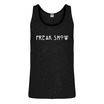 Tank Freak Show Mens Jersey Tank Top