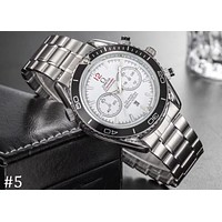 OMEGA SEAMASTER series men's hollow automatic mechanical watch F-YY-ZT #5