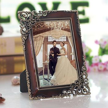 Wedding Metal Photo Frames