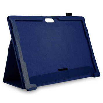 Protective Cover for Microsoft Surface Pro 3 Cases Universal Leather Case Folding Stand Folio