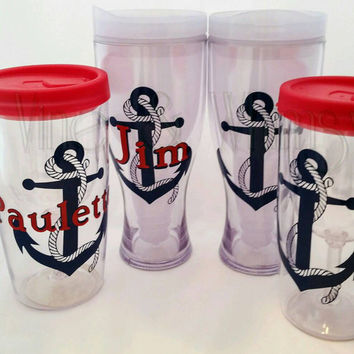 Personalized beer tumbler beer mate no spill beer mug double walled beer sipper