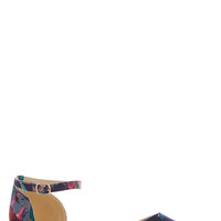 Accessories | Multi PRINTED 2 PART FLAT POINT | Oasis