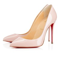 Pigalle Follies 100mm Pink Patent Leather