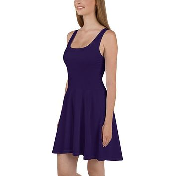 Taste of Fall Women's Skater Dress