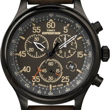 Timex Mens Expedition Chronograph Alarm Sport Watch
