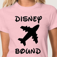 Disney Bound Disney Trip Tee Shirt (Multi-Color Choices) Womens T-Shirt