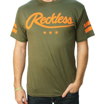 Young & Reckless Men's Starting Block Graphic T-Shirt