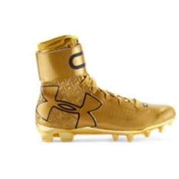 Under Armour Men's UA C1N MC Gold Rush Football Cleats