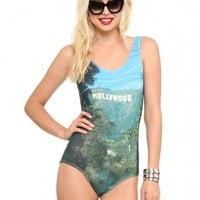 Hollywood Blvd. Swimsuit