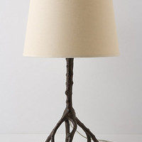 Wild Oak Table Lamp