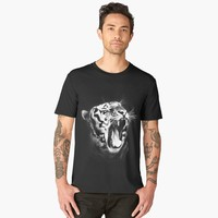 'Tiger' Men's Premium T-Shirt by hypnotzd