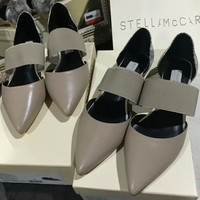 Summer Pointed Toe Star Shoes [4920511812]