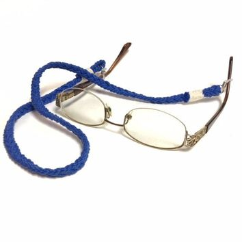 Nautical Woven Eyeglass Lanyard - 6 Colors