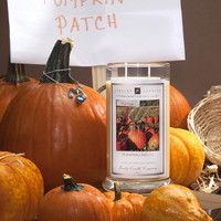 Pumpkin Patch Jewelry Candles