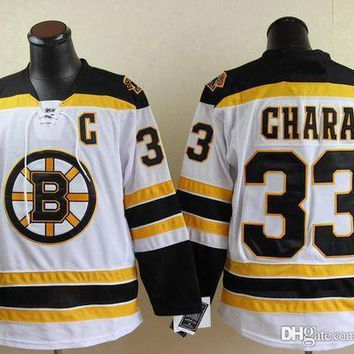 ONETOW Boston Bruins #4 Bobby Orr #33 zdeno chara #37 patrice bergeron Cheap Hockey Hooded Stitched Old Time Hoodies Sweatshirt Jerseys