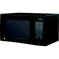 GE 1.1 cu. ft. Microwave Oven, Black