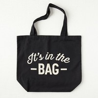 Market Tote Bag - It's in the Bag