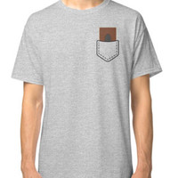 'Pocket Card' T-Shirt by Cameron Blenton