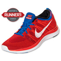 Men's Nike Flyknit Lunar1+ Running Shoes
