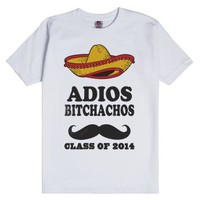 White T-Shirt | 2014 Graduation Shirts