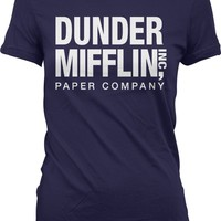 The Office Dunder Mifflin Paper Inc Women's T-shirt
