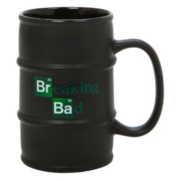 Breaking Bad Barrel Mug