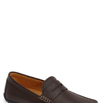 Men's Austen Heller 'Hudson' Leather Penny Loafer