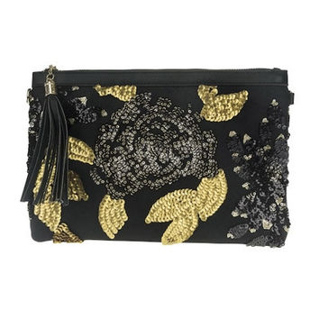 Garden of Eden Clutch