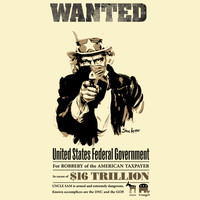 Uncle Sam Wanted Poster