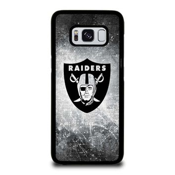 OAKLAND RAIDERS Samsung Galaxy S8 Case Cover