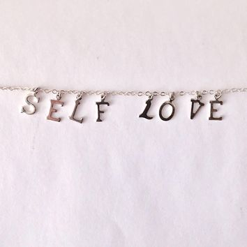 Self Love Choker