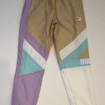 KUYOU Puma x Diamond Supply Track Pants Puma White TL35089