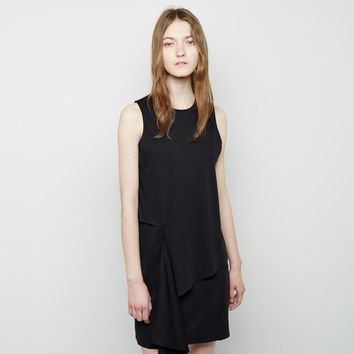 Sleeveless Drape Dress by MM6 by Maison Martin Margiela