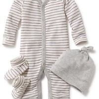Old Navy 3 Piece Layette Set For Baby