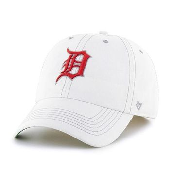 DCCKG8Q MLB 47 Brand Detroit Tigers 2015 Mens Snowtip Franchise-White